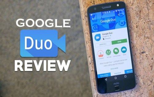 Google Duo Review Google Duo Review 2019 With Images Android