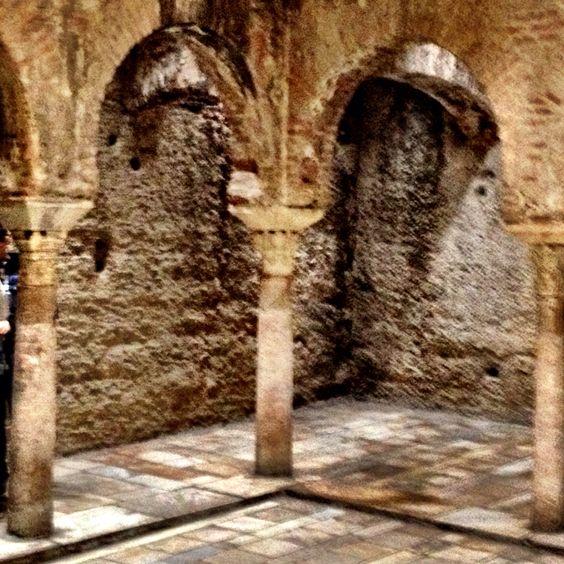 Bath house medieval Style