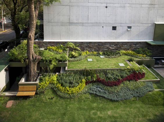 Jardín ES : Jardins modernos por Cm2 Management