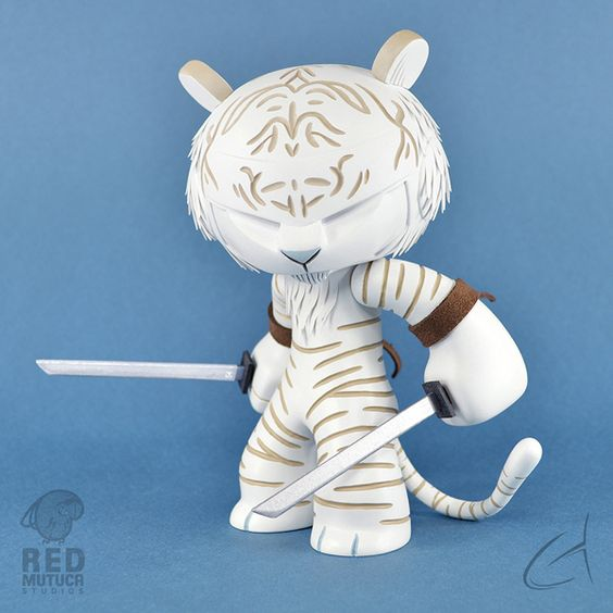 Takeo by Charles Rodriguez, via Behance