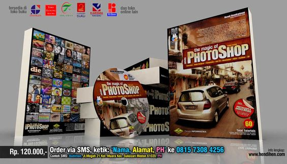 , photoshop online bahasa indonesia, resensi buku photoshop, tutorial ...