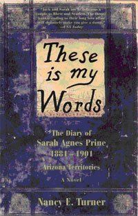 These is my Words is a perfect book. It is really hard to put down despite its length and it hurts when it ends too soon.
