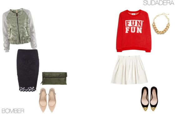 SPORTY CHIC ideas