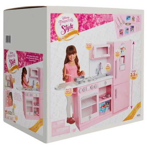 Disney Princess Style Collection Gourmet Kitchen 12pc Princess