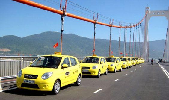 Taxi từ Đà Nẵng đi Hội An