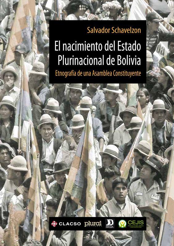 El nacimiento del Estado Plurinacional de Bolivia : etnografía de una Asamblea Constituyente. #EstadoPlurinacional #AsambleaConstituyente #Politica #Constituciones #OrganizacionesCampesinas #OrganizacionesIndigenas #Descolonizacion #AutonomiaIndigena #Bolivia