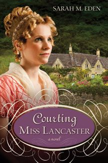 If you are a fan of Pride and Prejudice, you will love Sarah Eden books!!