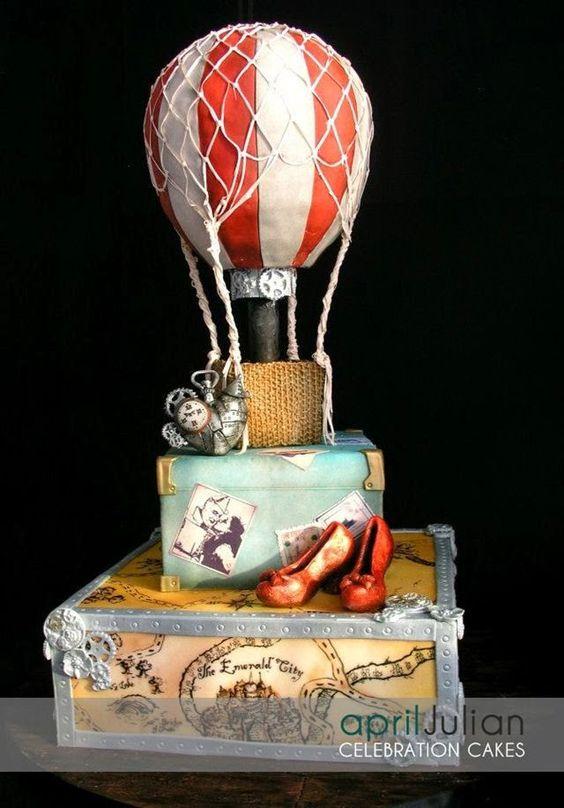 Resultado de imagen para pastel de wizard of oz