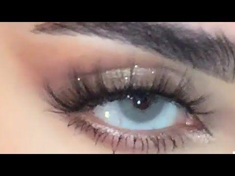 مكياج العيون الصغيرة لتكبير مساحة الجفن سناب شويقان Youtube The Creator