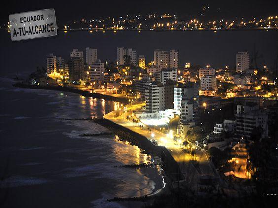 Bahía de Caráquez. Manabí - Ecuador.