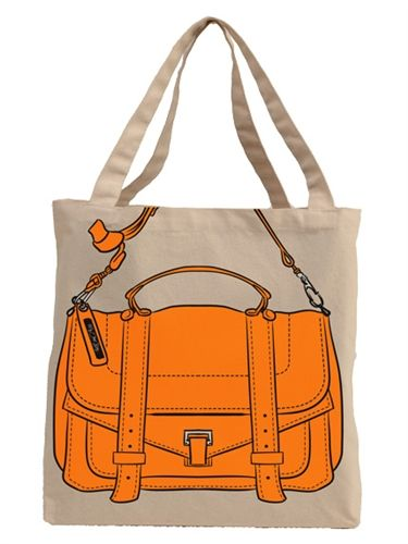 Tote bag - by My Other Bag