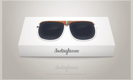 Instaglasses – óculos tira fotos com filtros e faz upload no Instagram @Colmeia loja colaborativa @rodrigocmendes