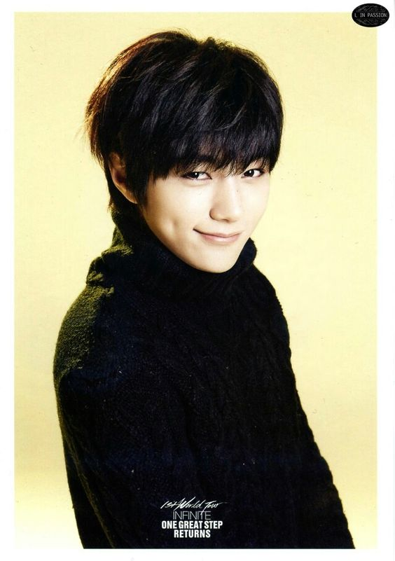 Dimples, Infinite And L Infinite On Pinterest