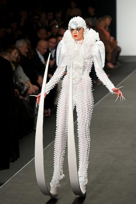 wearable art: