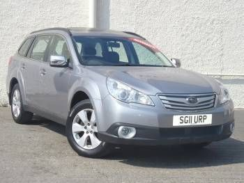 Used 2011 (11 reg) Grey Subaru Outback 2.5i SE Outback 5dr Lineartronic for sale on RAC Cars