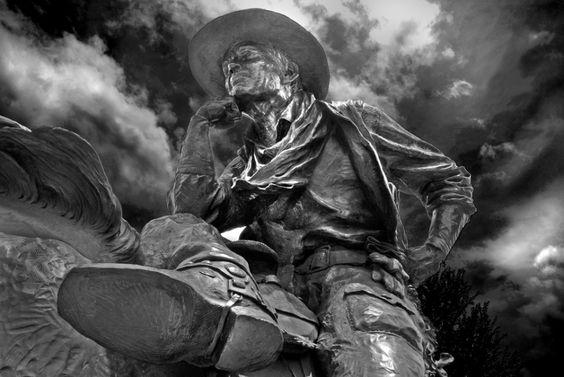 The Texas Cowboy-Dallas-Texas