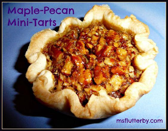 explore pecan mini maple pecan and more mini tart tarts pecans minis