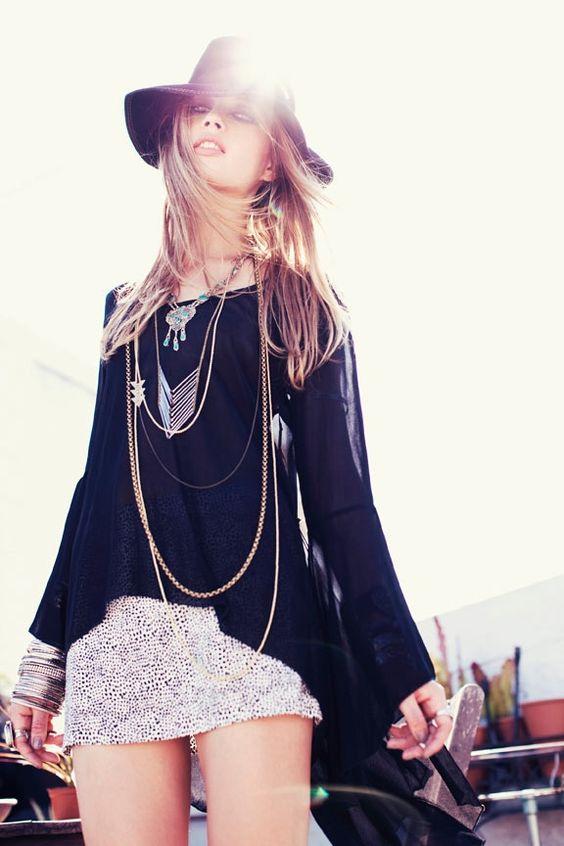 In a word? Yes. (Day Tripper | Anna Iaryn | Zoey Grossman | For Love & Lemons Spring 2012 Lookbook |)