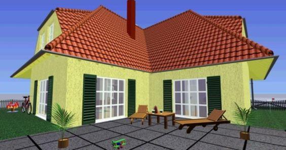 Cómo construir tu propia casa virtual en línea