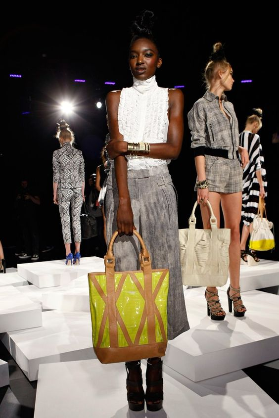 L.A.M.B. Spring 2012 Ready-to-Wear Collection Photos - Vogue