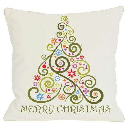 Para renovar los almohadones en navidad, o para regalar!!