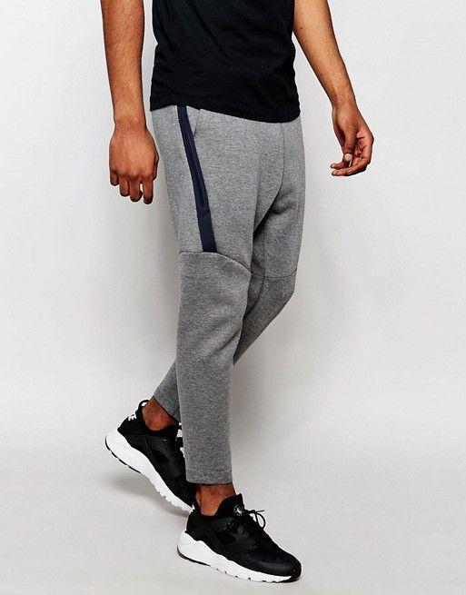Nike Tech Fleece Cropped Skinny Joggers