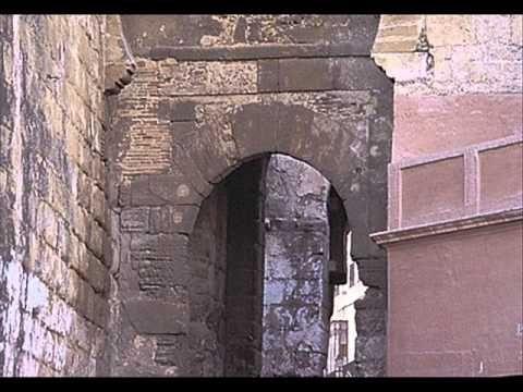 Locución Audioguía del Alcázar de la Puerta de Sevilla
