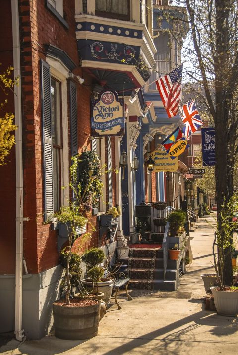 The 50 Most Beautiful Small Towns In America Beautiful