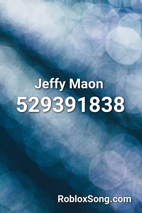 Jeffy Maon Roblox Id Roblox Music Codes In 2020 Roblox Fun