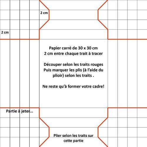 Voici comment réaliser un tableau tout en papier.