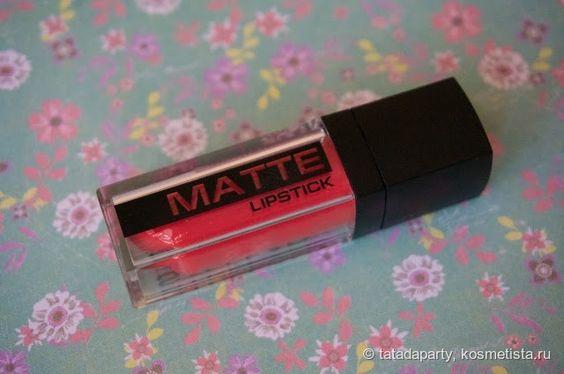 Stellary Matte Lipstick