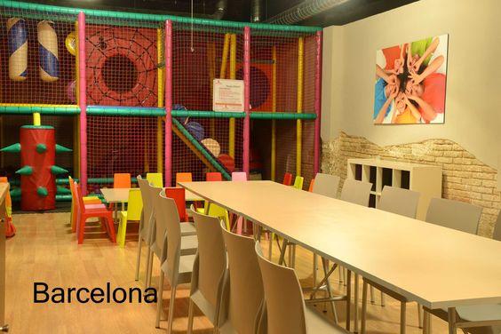 Cumplea os de mi sobrinita la pasamos genial les for Local fiestas infantiles barcelona