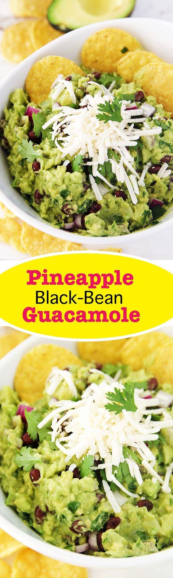guacamole fitness bean guacamole and more guacamole black beans ...