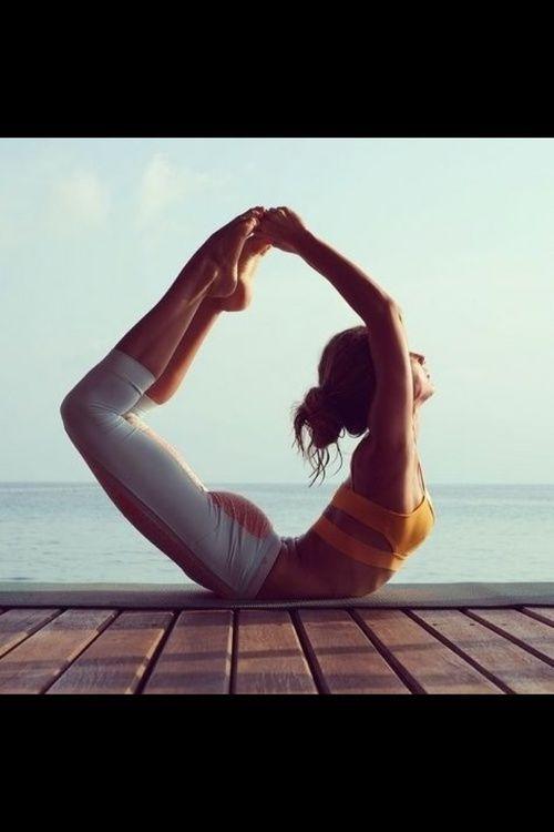 Imagen de girl, yoga, and fitness