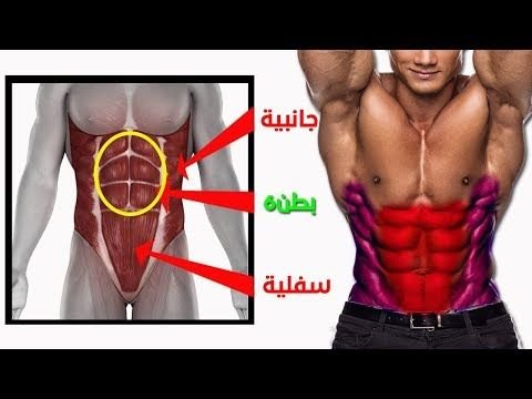 استهداف جميع زوايا عضلات بطن شرح مناطق استهداف Six Packs Youtube Abs Superhero Spiderman
