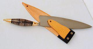 CUCHILLOS CANARIOS (canary knives): cuchillo nº 556