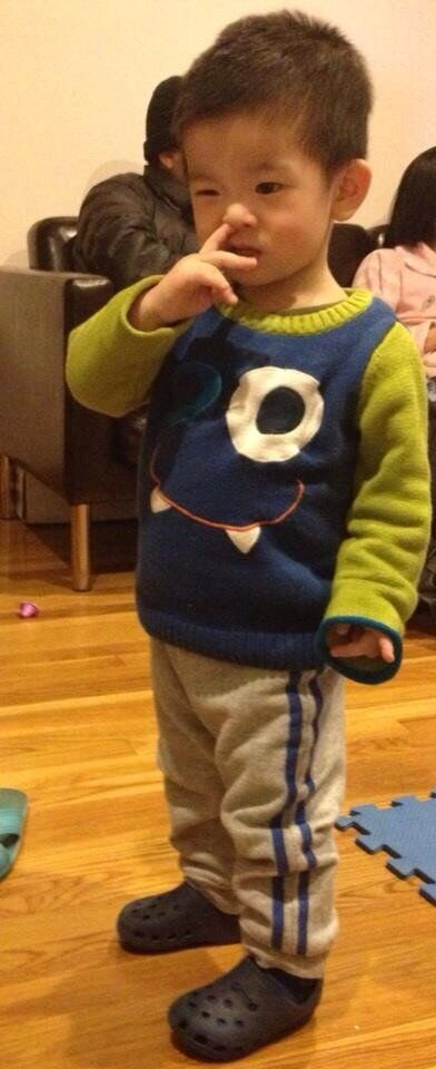 this sack of cuteness �babybadorablelcutetpricelessss GiO
