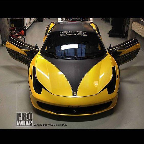 Zippy looking Ferrari wrapped by @joffrey_prowrap   Promoting Wrappers Around the World   Are You On The Map?   WEB: http://ift.tt/1fC1vAh FB: http://ift.tt/1D7uQxf TWITTER: http://www.twitter.com/wrappermapper  #wrappermapper #worldwraps #wrappers #carwraps #carwrap #vehicle #vehiclewrap #sportscar #exotic #exoticcar #exoticcars #chrome #chromewraps #chrome #3Mcertified #AveryDennison #hexis #arlon #3M #orafol #apa #knifelesstechsystems #carporn #hexis