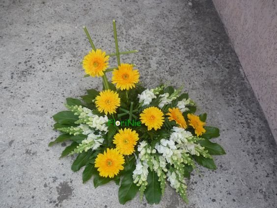 Blog da Ni: Arranjos Florais com Gerberas