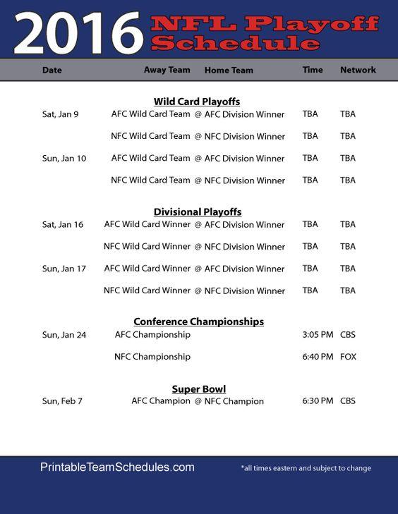 explore nfl playoffs 2016 nfl playoffs schedule and more nfl playoffs ...