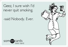 quit smoking encouragement - Google Search