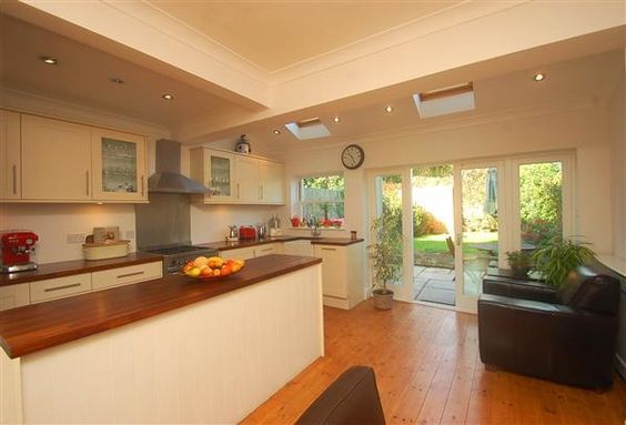 Open Plan Kitchen Extension Victorian Houses Mitula Property