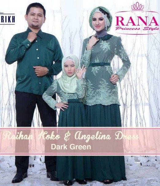 Baju Seragam Keluarga Untuk Pesta Pernikahan Terbaru