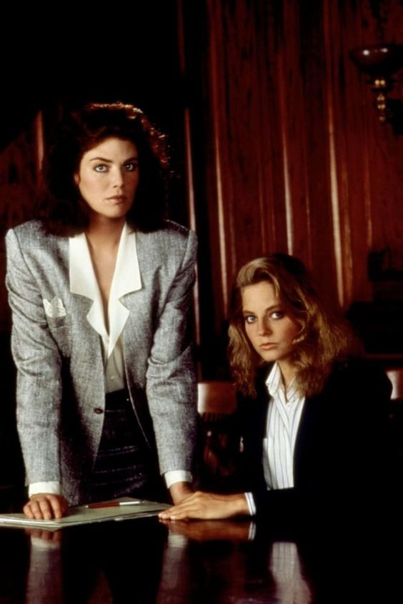 "charlie blackwood kelly mcgillis topgun jacket film star  kelly mcgillis and jodie foster in ""the accused"" 1988"