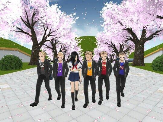 Pin By Monee On Yandere Simulator Yandere Girl Yandere Simulator Yandere Anime