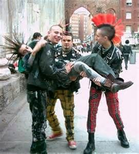 the punk subculture is based around punk rock punk culture encompasses ...