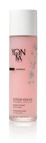 Yonka Lotion PS Dry Skin Toner 200ml/6.76oz by YonKa Paris. Save 2 Off!. $40.08. Lavender heals skin irritations. Rosemary clears the pores. This treatment mist is more than just a toner. This product is a true phyto-aromatic fountain of youth, essential for rebalancing and preparing skin for everyday beauty products. Alcohol-free, this toner refreshes and purifies skin. The energizing effects of the essential oils can be felt throughout the entire body.