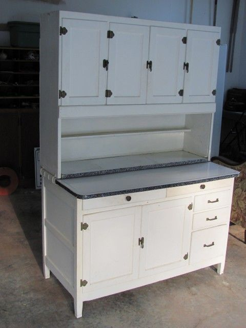 Best Hoosier Cabinet Antiques And For Sale On Pinterest 400 x 300
