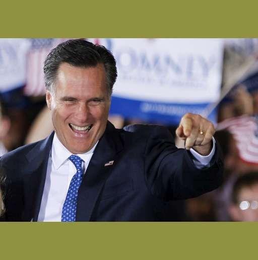 Romney  ...  wow #GOP