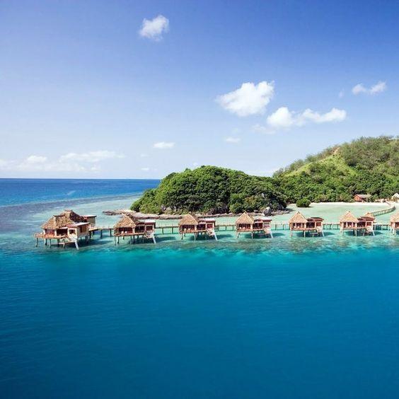 Aitutaki Lagoon Resort & Spa @ Cook Islands
